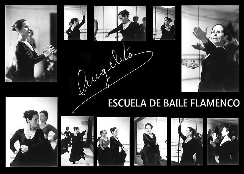 ESCUELA DE BAILE FLAMENCO ANGELITA GOMEZ