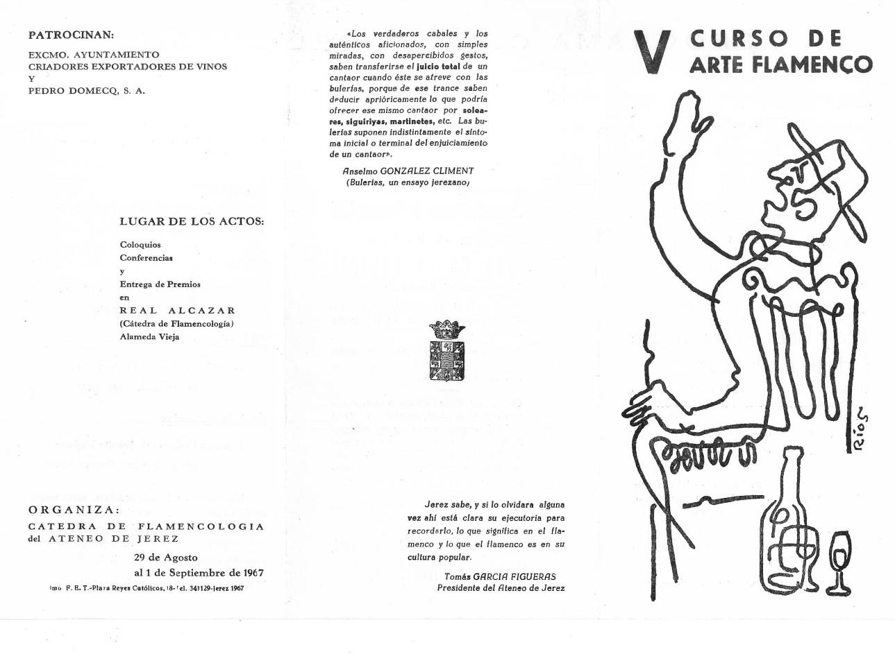 folleto 1967-1