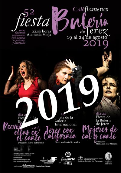FIESTA DE LA BULERIA 2019
