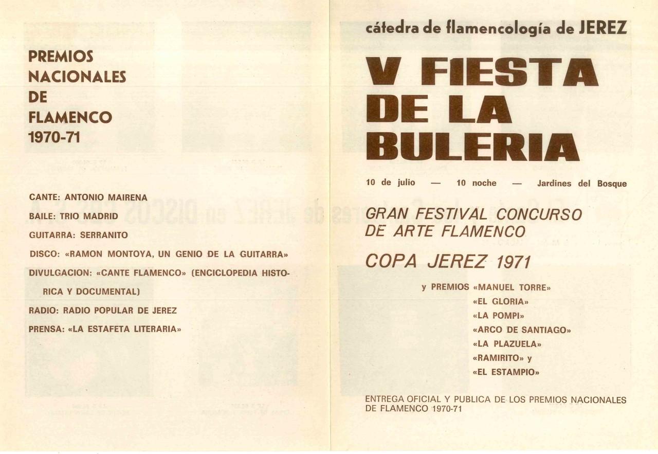 PROGRAMA 1971